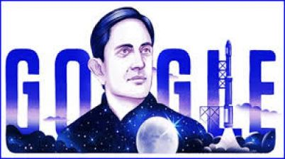 Google Doodle Honours ISRO Founder Vikram Sarabhai's 100th Birthday