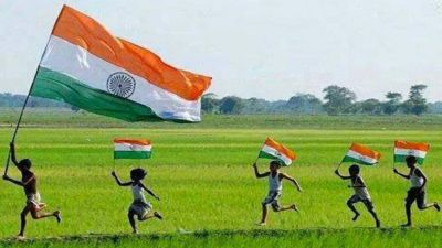 Indian flags will wave in every corner of Kashmir, Delhi send 50 thousand flags to hoist across the state