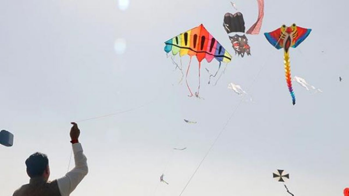 Ban on flying kites and drones in Delhi