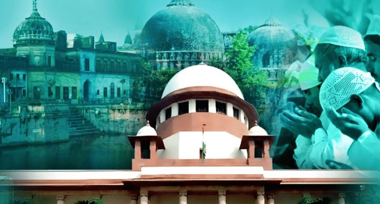Ayodhya Case: Supreme Court asks, Where Is Ram's Birthplace? The Ram Lalla's lawyer replied this