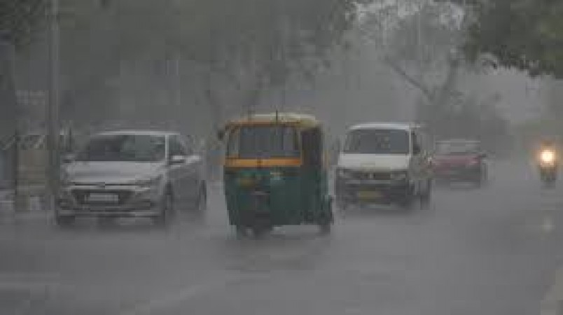 MP में अगले 24 घंटे में तेज हवाओं के साथ हो सकती है बारिश