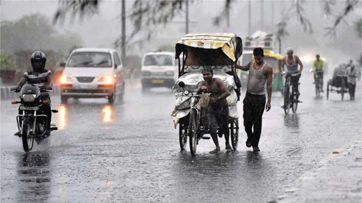 Met department predicts Rain in Bihar, people will get relief from humid heat