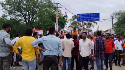 In Rajasthan, discussions for student union elections begin, ABVP and NSUI to compete with each other!