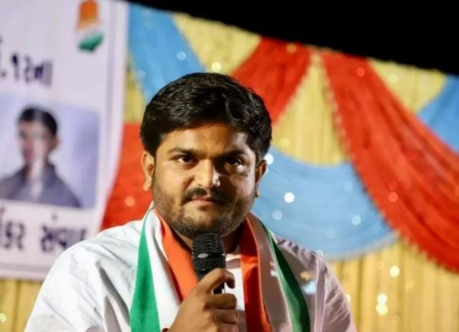 Hardik Patel was in custody, was going to meet jailed ex-IPS Sanjeev Bhatt