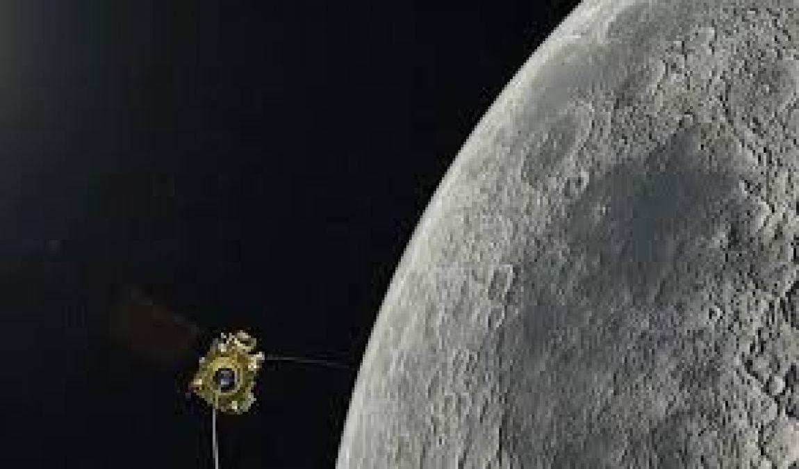 Chandrayaan-2 to reach moon's orbit after six days