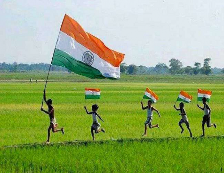 Independence Day: Rules for hoisting the National flag