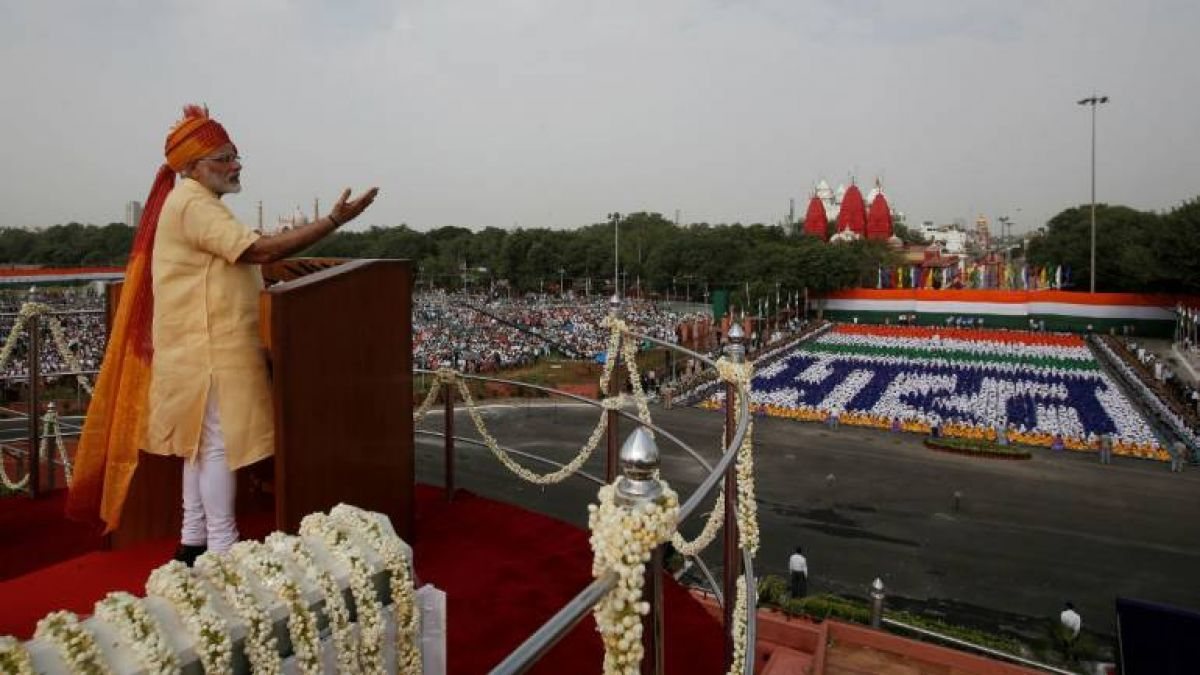 Know what PM Modi will give as Independence Day gift to citizens of India!