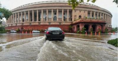 Heavy rain alert in Delhi, know today's weather update
