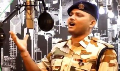 Independence Day 2019: ITBP's Young will make you cry, Sang 'Border' Film's Famous Song!