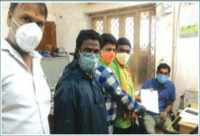 OBC BJP condemns demolition of Mahatma Jyotiba Phule's statue