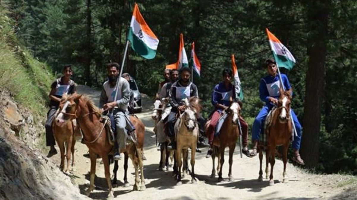 J&K people welcome the govt decision on scrapping of Article 370