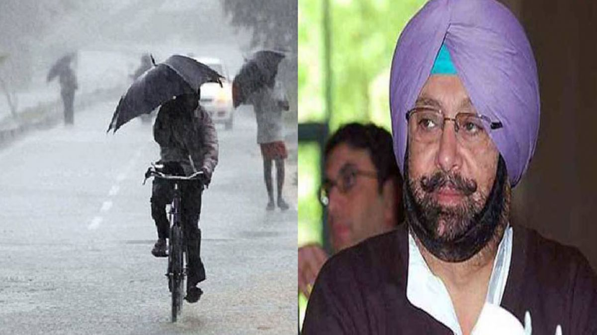 Heavy rain to hit Punjab for next three days, Met Office issues 'high alert'