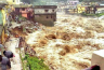 Rain continues to wreak havoc in Rudraprayag, river-drains are overflowing