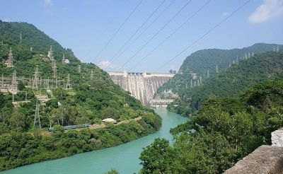 All flood gates of Bhakra Dam are opened, Punjab in threat
