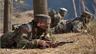 One Indian soldier Martyred in Cowardly act of Pak in Jammu and Kashmir
