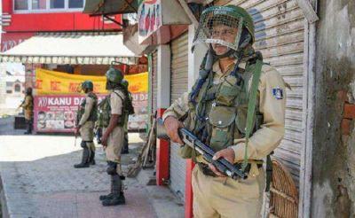 Restrictions reintroduced in Srinagar after incidents of violence