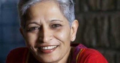 SIT reveals Ganesha murdered Gauri Lankesh and Kalburghi's