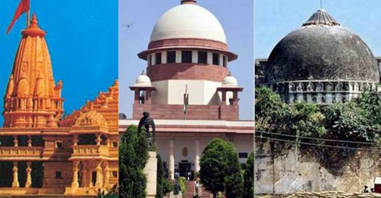 Supreme Court adjourns hearing of Ayodhya case, Justice Bobde on