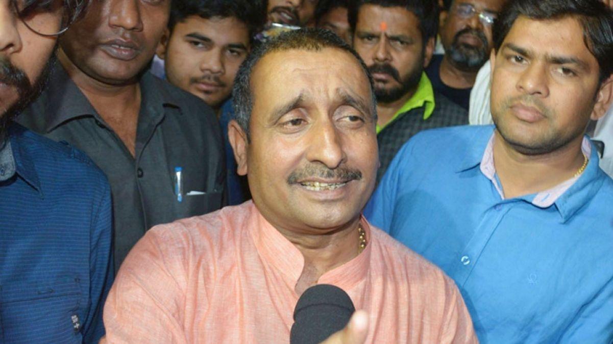 Dowery-murder case filed against Unnao case accused Kuldeep Singh
