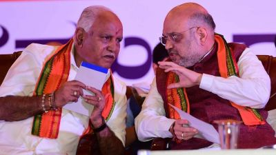 Karnataka Cabinet expands tomorrow, CM Yeddyurappa reaches to meet Amit Shah