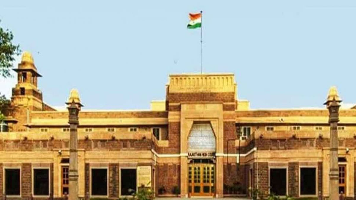 Rajasthan High Court orders list of properties  sharing of 18 states