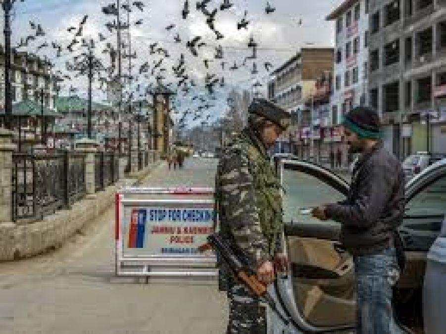 घाटी में शांति का माहौल बनाने के लिए सरकार ने बनाई यह योजना