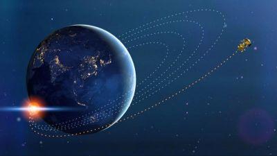 इसरो की बड़ी कामयाबी, सफलतापूर्वक चाँद की कक्षा में पहुंचा चंद्रयान-2