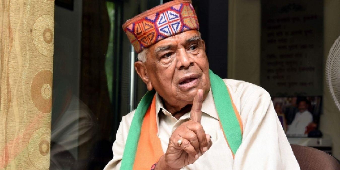 दुनिया को अलविदा कह गए मध्य प्रदेश के पूर्व मुख्यमंत्री, भोपाल में हुआ निधन