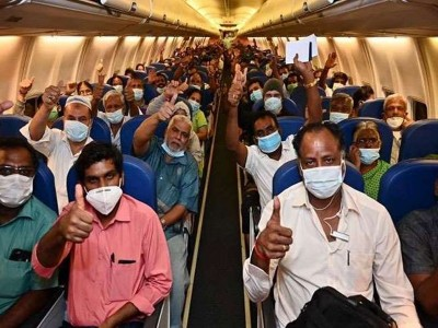 11 lakh people repatriated to India under Vande Bharat Mission: Ministry of Aviation