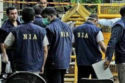 Terror funding case: Three NIA officers under investigation