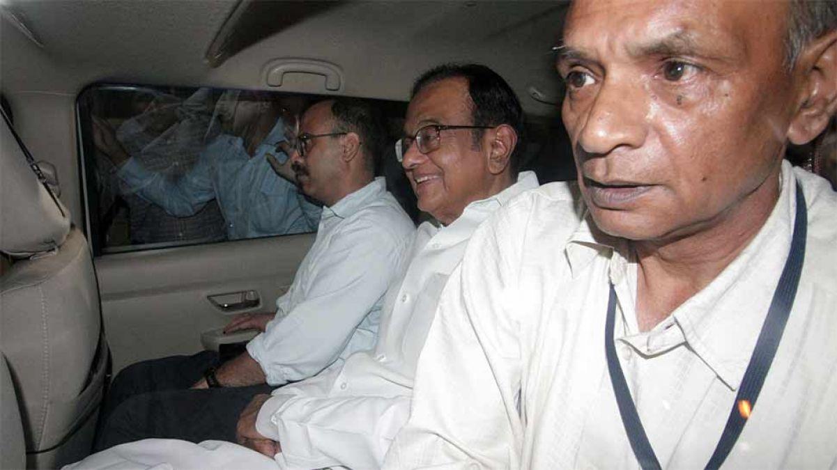 INX Media Case: Chidambaram produced before court, CBI Seeks 5-Day Remand