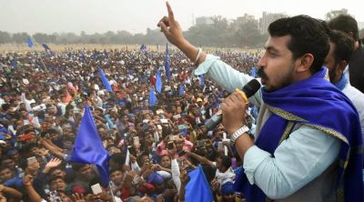 Bhim Army protests over Ravidas temple, 91 arrested including party chief Chandrasekhar