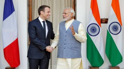 PM Modi to visit France today, will hold bilateral meeting with President Emmanuel Macron