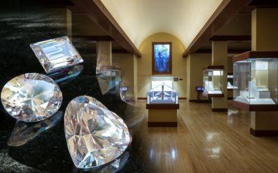 डायमंड सिटी पन्ना में लगी हीरों की विशाल प्रदर्शनी, कई बड़ी कंपनियां पहुंची