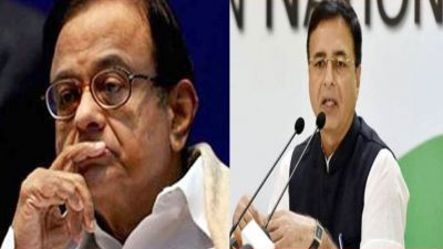 Congress to speak on P Chidambaram's arrest today, Surjewala to hold press conference