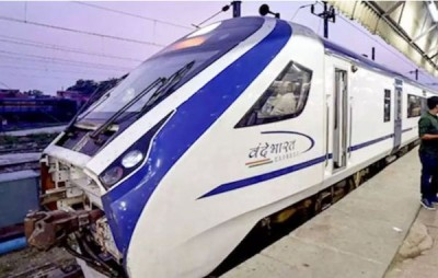 Another blow to China, contract to make 'Vande Bharat Train' canceled