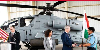 Apache helicopter to join Air Force