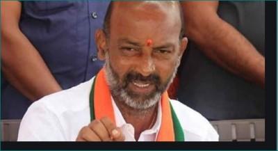 Bandi Sanjay criticized Telangana government on the festival of Ganesh Chaturthi