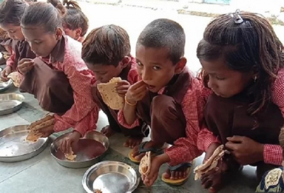 Children Forced to Eat Chappties with Salt,  Here's Shocking Reality Of The Mid-Day Meal