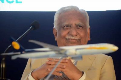 ED raided on Naresh Goyal's hideout