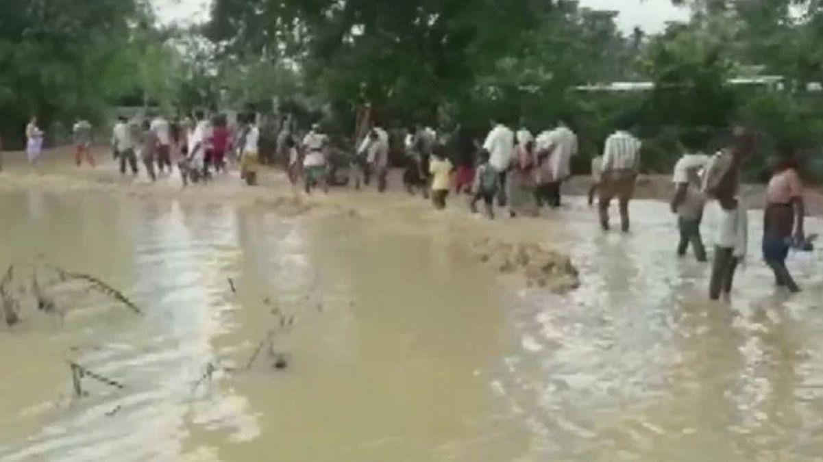 Bihar flood wreaks havoc, state govt seeks Rs 2700 crore from Centre