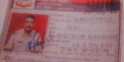 Disputed decision of foreign authority of Assam, BSF officer and his wife declared illegal