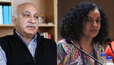 महिला पत्रकार ने एमजे अकबर के आरोपों को किया खारिज, बोलीं आरोप का उद्देश्य ध्यान भटकाना