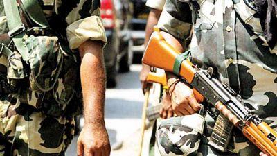 जम्मू कश्मीर: CRPF जवान ने अपनी सर्विस राइफल से खुद को मारी गोली, शुरू हुई जांच