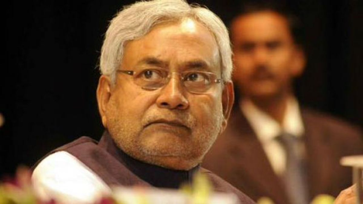 A big blow to Nitish Kumar from EC, JDU will not be able to contest in Jharkhand on its symbol