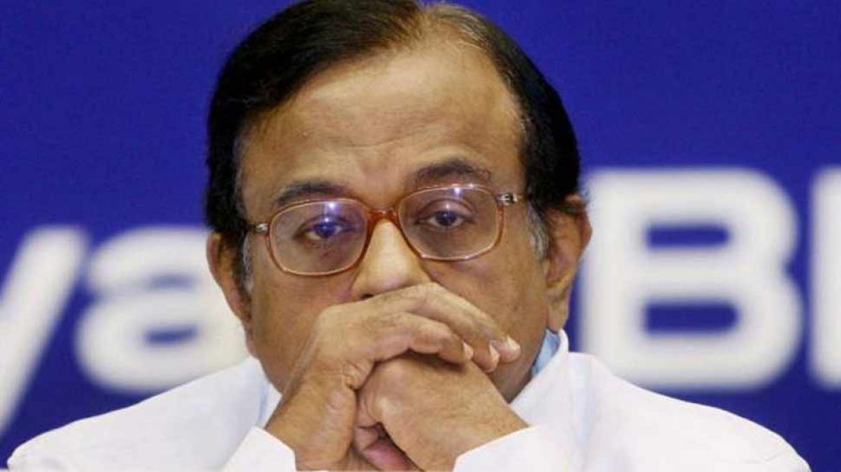 INX Media Case: Chidambaram's Difficulties Increased, CA Reveals Big details In Interrogation