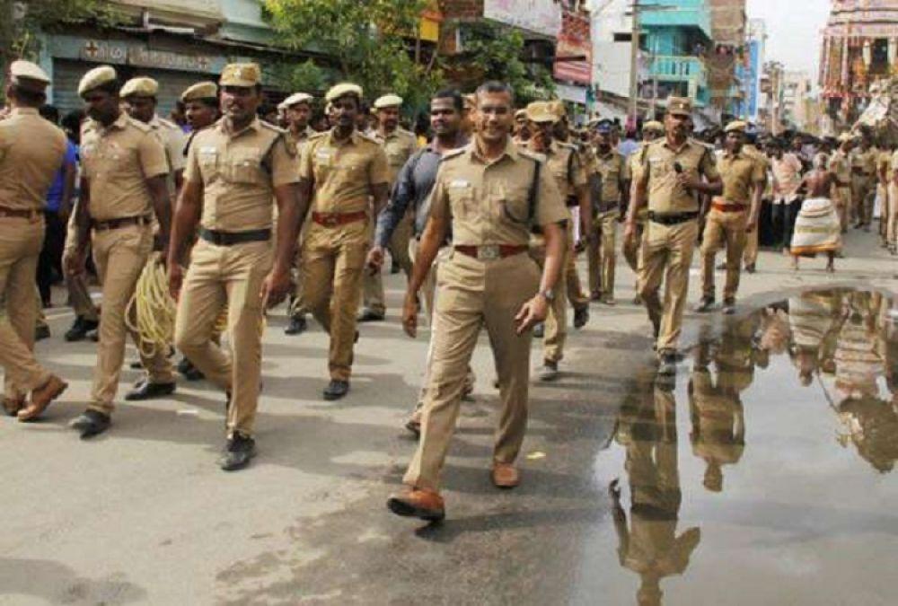 Two Lashkar-e-Taiba terrorists arrested from Tamil Nadu