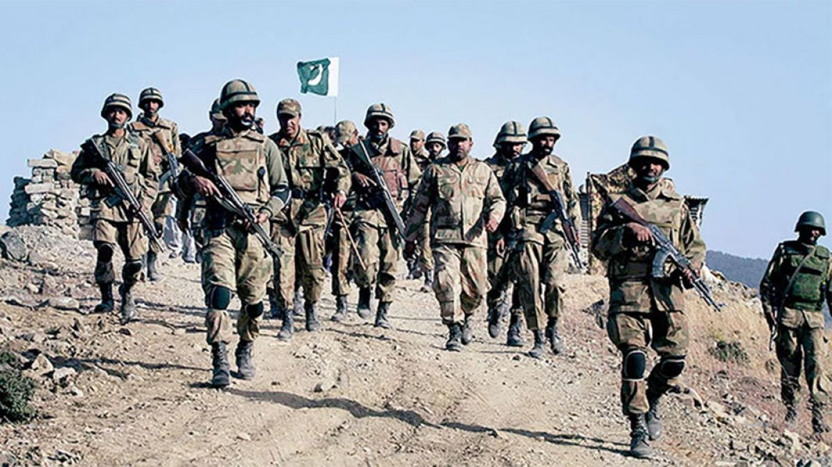 Pak may attack Indian security forces, ISI send Jaish militants to LOC in