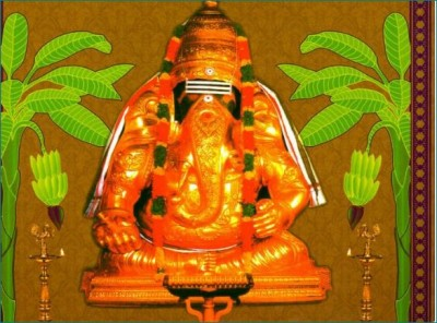 There is a unique temple of Ganesha in Tamil Nadu, attracts a huge number of devotees