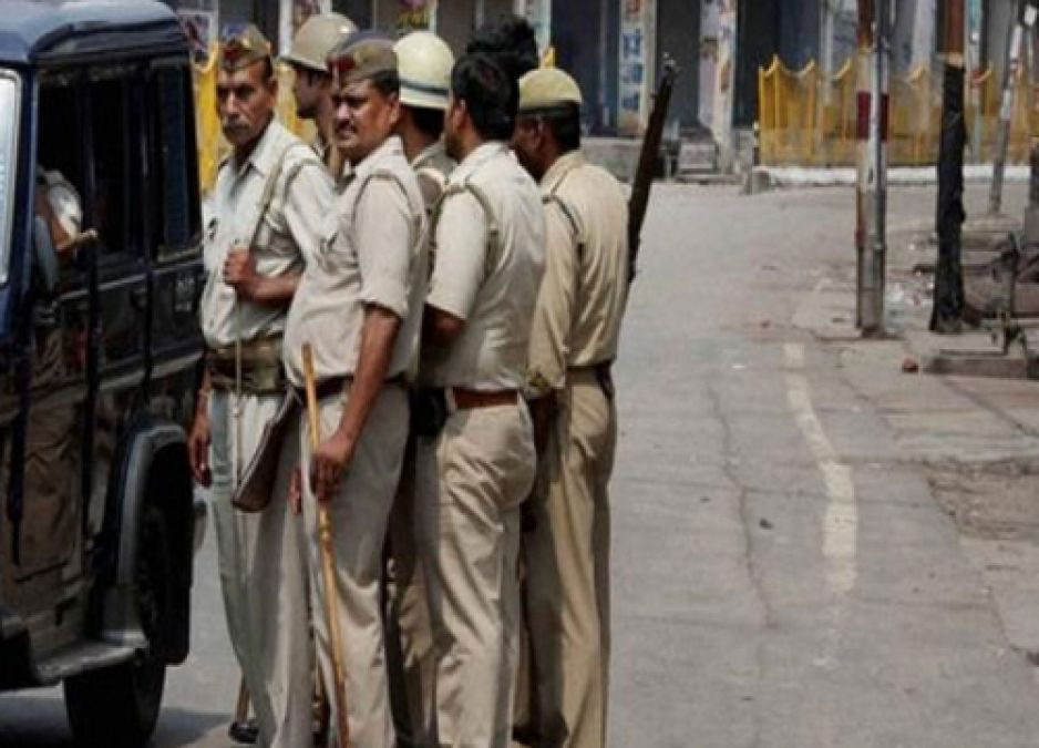 50 percent of the countrys policemen suffer from this bias, a report